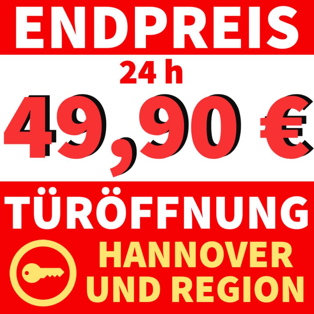 Türöffnung Hannover Preis alle Stadtteile