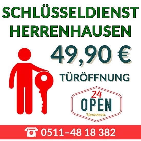 Schlüsseldienst-Herrenhausen-Banner